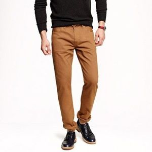 Wallace & Barnes,  J. Crew pants in Bedford Cord